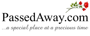 PassedAway.com ...a special place at a precious time
